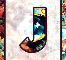Fractal – Alphabet – J is for Jewelry by Anastasiya Malakhova