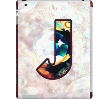 Fractal – Alphabet – J is for Jewelry iPad Case/Skin