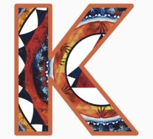 Fractal – Alphabet – K is for Kaleidoscope Kids Clothes