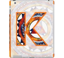 Fractal – Alphabet – K is for Kaleidoscope iPad Case/Skin