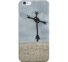 Mission Cross on Dome - iPhone Case iPhone Case/Skin