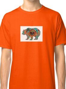 Multi-skin Bear Classic T-Shirt