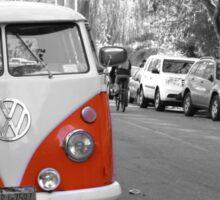 VW Van Sticker