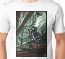 Cyberpunk Photography 056 Unisex T-Shirt