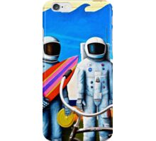 Land, Sea & Sky iPhone Case/Skin