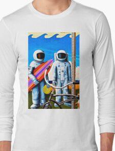 Land, Sea & Sky Long Sleeve T-Shirt