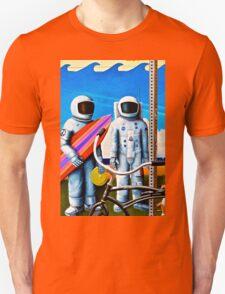 Land, Sea & Sky Unisex T-Shirt