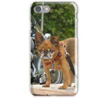 Pug and Harley iPhone Case/Skin