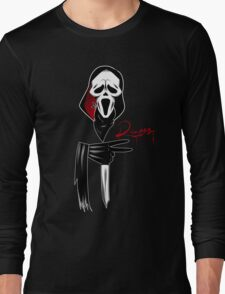 Deuces: Ghostface Edition Long Sleeve T-Shirt
