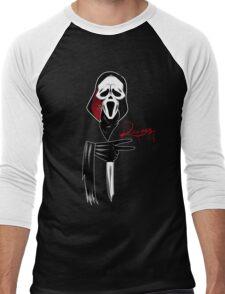 Deuces: Ghostface Edition Men's Baseball ¾ T-Shirt