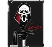 Deuces: Ghostface Edition iPad Case/Skin