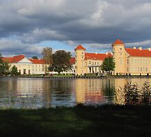 Castle Rheinsberg by orko