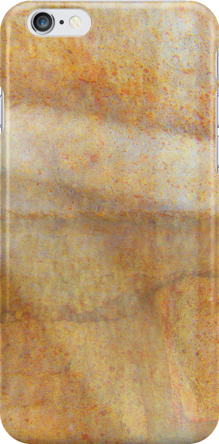 The Softness Of Light-I Phone Case by Diane Johnson-Mosley