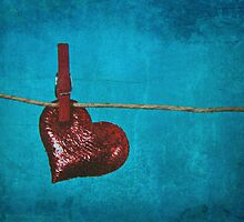 My Love Is On The Line by Denise Abé