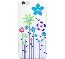 flower pot iPhone Case/Skin