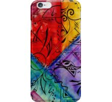 iphone case - watercolour abstract 001 iPhone Case/Skin