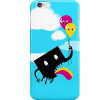 Up, Up & Away! iPhone case iPhone Case/Skin