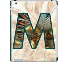 Fractal – Alphabet – M is for Magic iPad Case/Skin