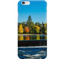 Falls of Pioneer Park iPhone Case/Skin