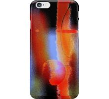 Time travel 3011 iPhone Case/Skin