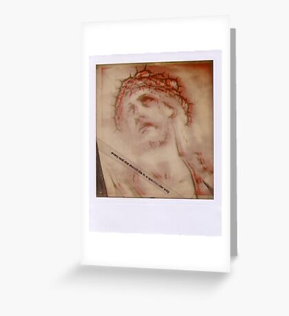 VHP #4 Greeting Card