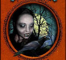 A Vampire & Her Raven by Elizabeth Burton