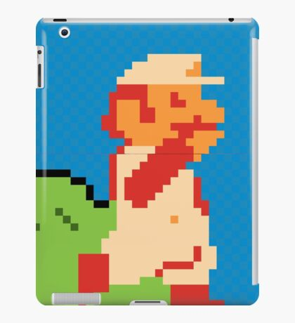 Fire Mario iPad Case/Skin