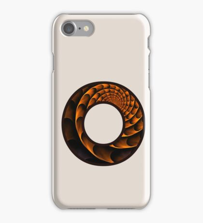 Fractal – Alphabet – O is for Out of Reach iPhone Case/Skin