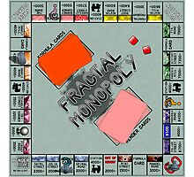Fractal Monopoly Photographic Print