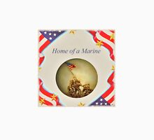 """Home of a Marine"" Unisex T-Shirt"