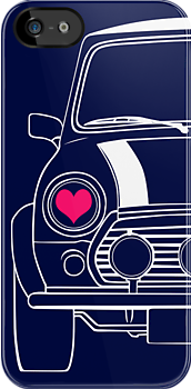 Mini Heart Line Graphic by Siegeworks .