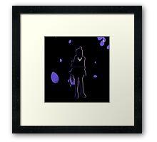 Maya Fey - Believe Framed Print