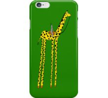 Neils Giraffe iPhone Case/Skin