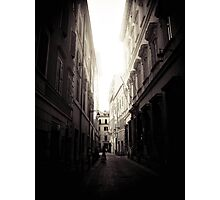 Lost in Rome Photographic Print