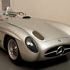 Mercedes Benz 300 SLR by Lee LaFontaine