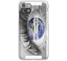 i-COMMUNICATE. iPhone Case/Skin