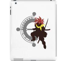 Crono - Sunset Shores iPad Case/Skin