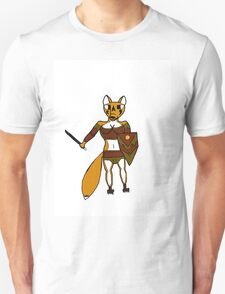 romen fox Unisex T-Shirt