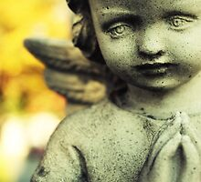 Angel Child II by Caroline Fournier
