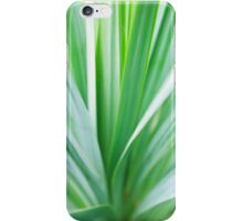 Ornamental Grasses Abstract Blur iPhone Case/Skin
