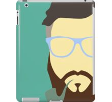 Hipster Your Style iPad Case/Skin
