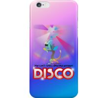 You can't spell Discord without DISCO iPhone Case/Skin