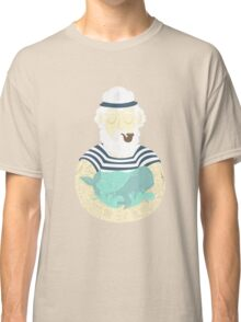 Let's Save The Seas Classic T-Shirt