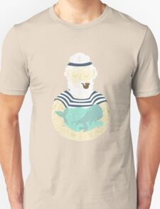 Let's Save The Seas Unisex T-Shirt