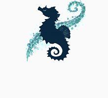 Seahorse Silhouette  Unisex T-Shirt