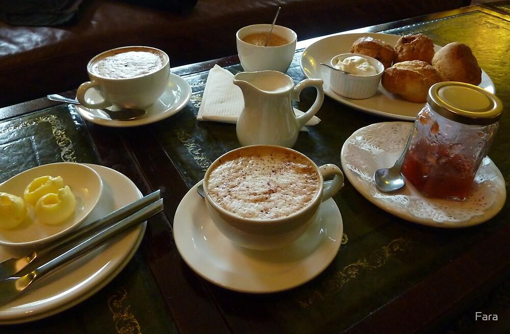 Cappuccino Plus by Fara