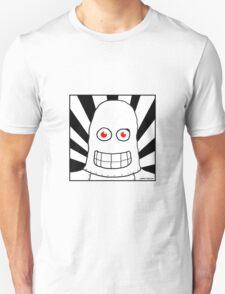 Lord Otter Robot Mask t-shirt Unisex T-Shirt
