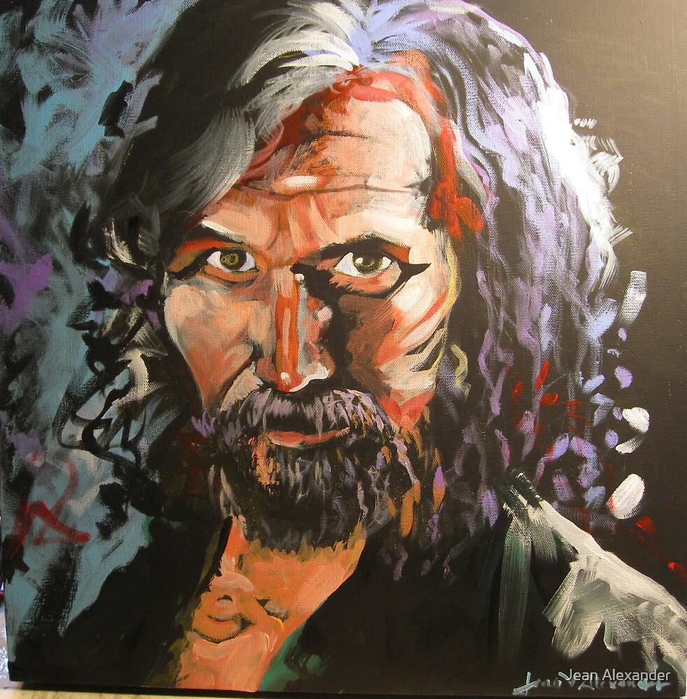 Portrait of Sirius Black by Jean Alexander
