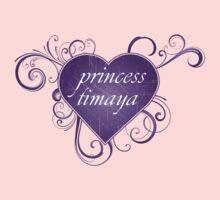 timaya w heart Kids Clothes