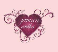 anika w heart Kids Clothes
